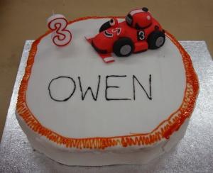 Owen's Cake
