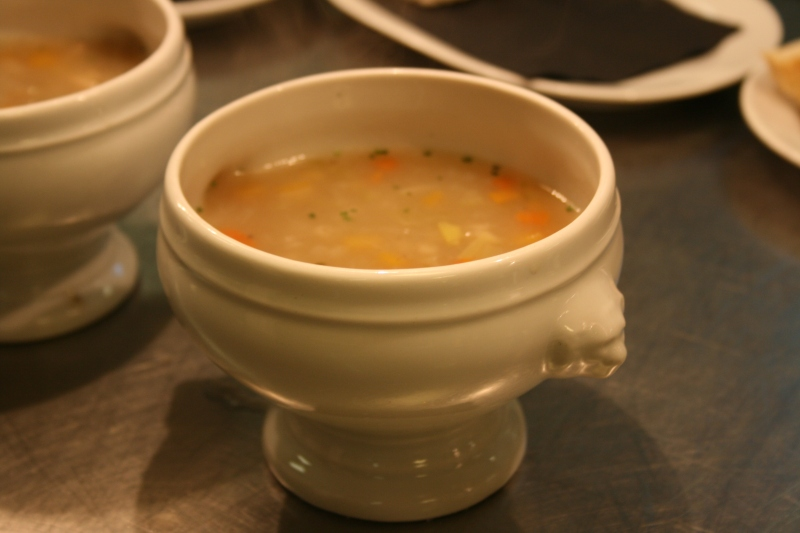 Special of the day - Irish Broth