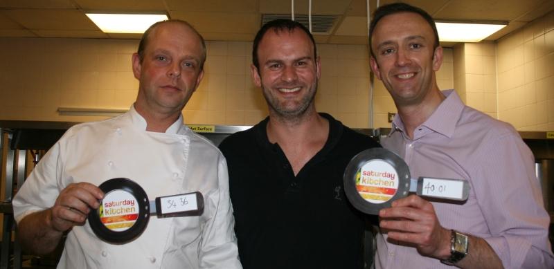 Richard, Glynn and James