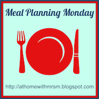 mealplanningmonday