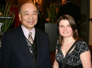 Mr Wing Yip and I - Image by Jo's Kitchen